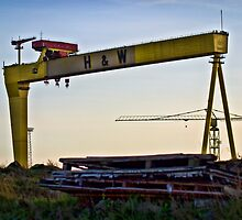 Titanic Series No3.  The Worlds Biggest by Chris Cardwell