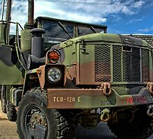1993 American General M35A3 Military Truck by TeeMack