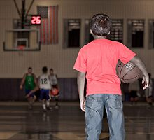 Hoops 3 by Peter Maeck