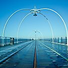 Southport Pier by Adam Kennedy