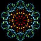Color Sphere Kaleidoscope 02 by fantasytripp