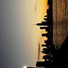 Chicago at Sundown by bannercgtl10