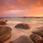 Bay of Fires, Tasmania by Alex Wise