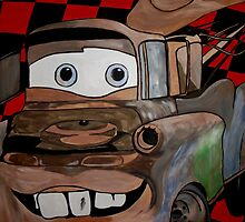 Tow Mater by markmoore