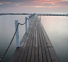 Walk The Plank by Damien Seidel