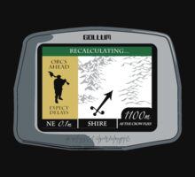 Middle Earth GPS by warbucks360