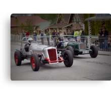 Dodge Special and Plymouth Special Canvas Print