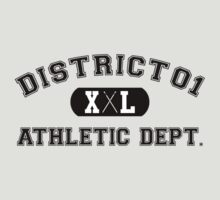 District 1 Athletics by Penelope Lolohea