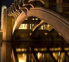King William Street Bridge, Adelaide by Drofidits