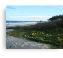 Surfers Afternoon Canvas Print