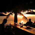 Langkawi Beach Bar by Julie Paterson