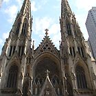 Saint Patrick's Cathedral by Julie Paterson