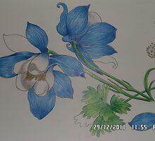 flower by Gezz