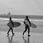 Surfs up! by blondesurfguy
