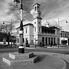 Beechworth Streetscape by Jenny Enever