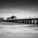 Queenscliff Pier by Christine  Wilson Photography