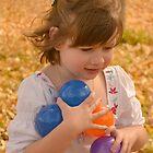 The little girl by Jemma Richards