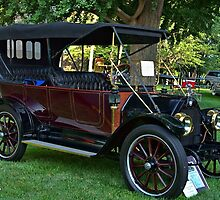 1912 REO the Fifth 4 Door Touring Car by TeeMack