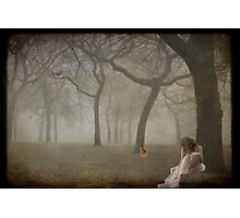 Come away with me in the night...come away with me and I will write you a song... Photographic Print
