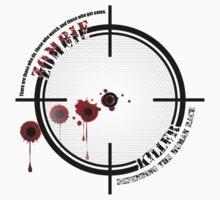 Zombie Killer by FreakyStylie