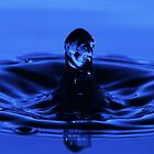 Faces in the Water Drop by Bill McMullen