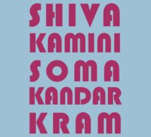 Shivakamini Somakandarkram by psymon