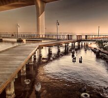 Boardwalk by Noble Upchurch