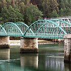 Details of bridge over river by james633