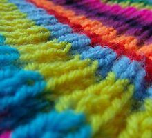 Rainbow knit by Tibbs