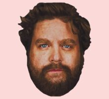 Zach Galifianakis by Emily Draper