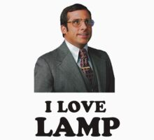 I Love Lamp (Anchorman) by TomLivie