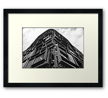 House of Windows Framed Print