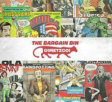 Bargain Bin  by Gimetzco