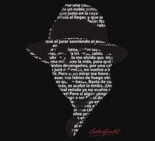 Carlos Gardel by Alexander Zabara