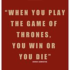 Lannister Quote 2 by liquidsouldes