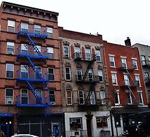 Lower Eastside by Stephen Burke
