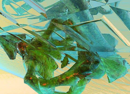 3d Fractal by Benedikt Amrhein