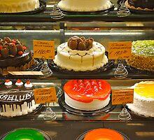 cake by richard  webb