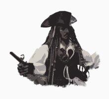 Jack Sparrow - One bullet by Raspudim