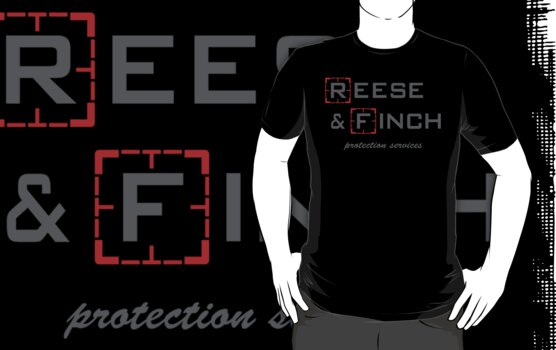 Reese & Finch Protection Services by waywardtees