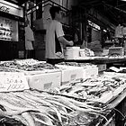Fancy Fresh Fish - Japan by Norman Repacholi