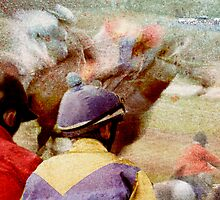 My Day at the Races by Margi