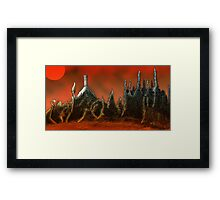 Neptune claims another Soul Framed Print