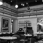 Gaslight, Brasserie du Coin, Boston by Julie Paterson