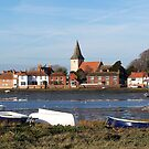 Beautiful Bosham, by hootonles