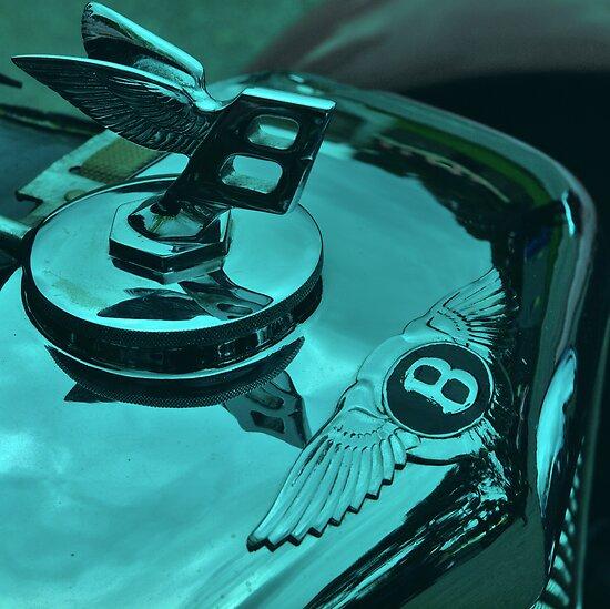Bentley Mark VI Special 1947 by Geoffrey Higges