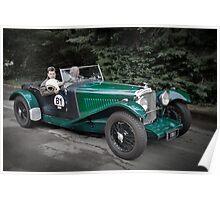 Bentley Mark VI Special 1948 Poster