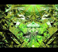 I'm here ii- green vixen by Jimmy Joe