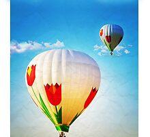 hot air ballon by Alejandro Durán Fuentes