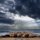 cloudy sea by yiorgoseressios
